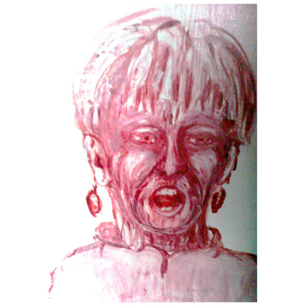 Autoportrait 40x30