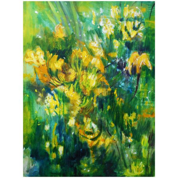 Daffodils 90x70
