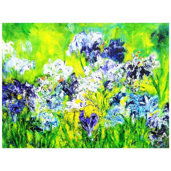 Irises 60x80