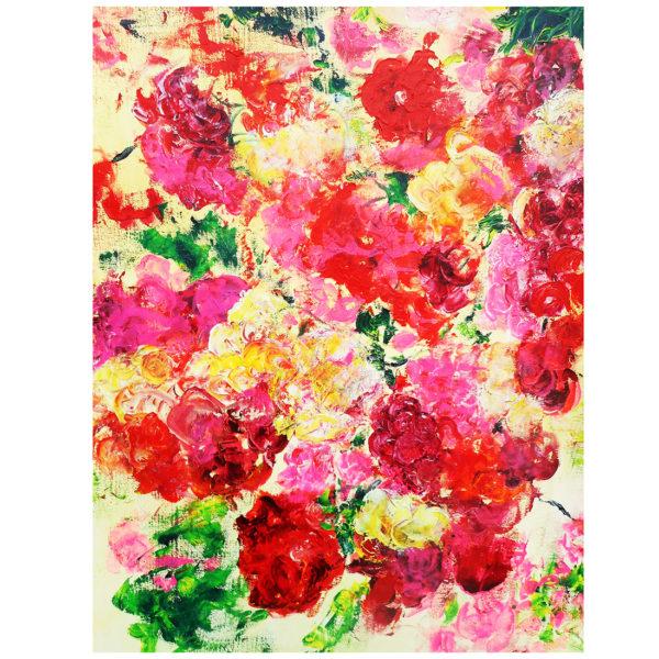 Roses 70x90