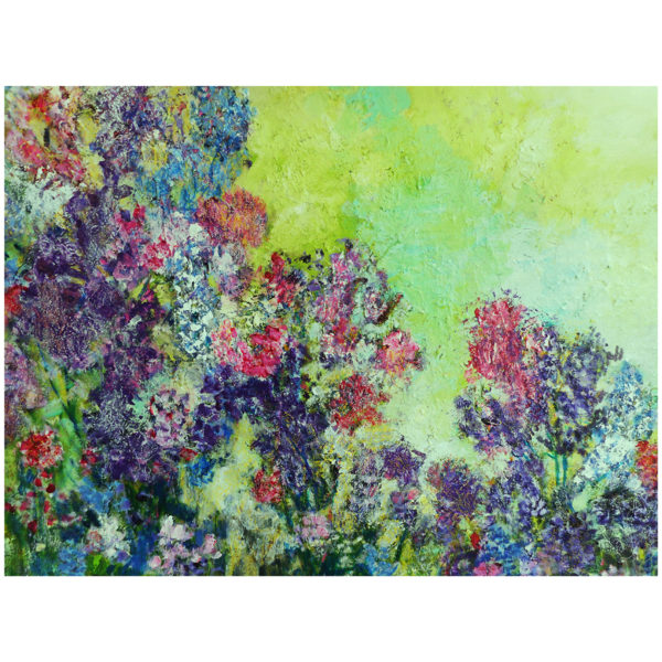 Les asters 70x90